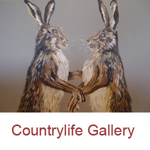 Georgie Baskerville Artist - Countrylife Gallery